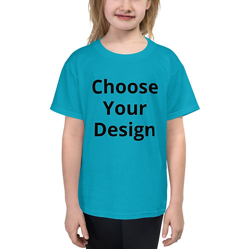 Lightweight Youth T-Shirt - 12 colors