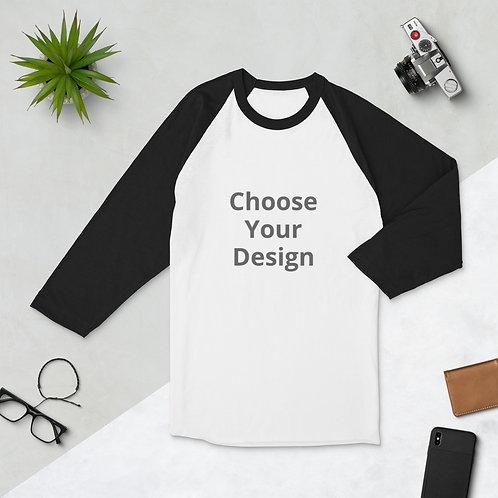 3/4 Sleeve Shirt - 9 Colors