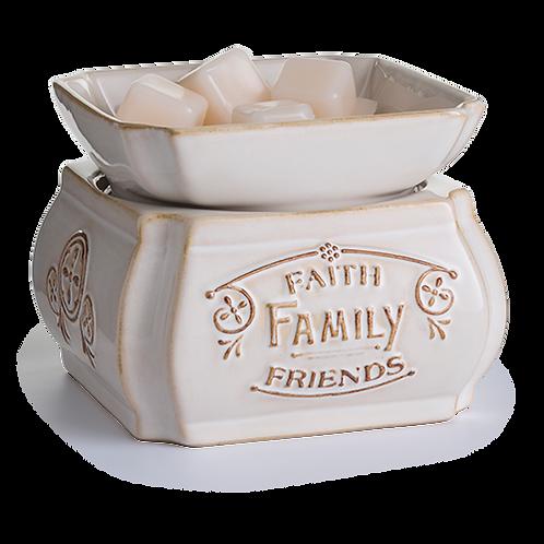 Faith, Family, Friends