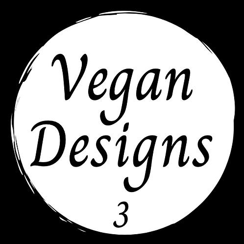 Vegan Designs Category 3