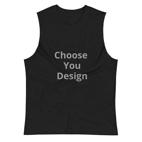 Muscle Shirt - 4 Colors