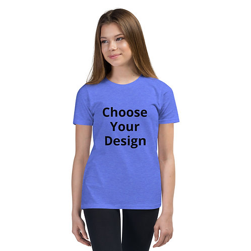 Youth T-Shirt - 11 colors