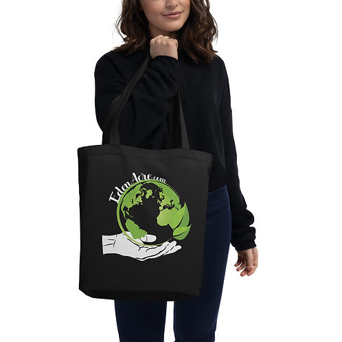 Eden Acre Eco Tote Bag - Black