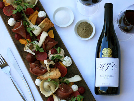 A Touch of Spice: Seductive Syrah and the Bold 2017 Black Rock from South Africa