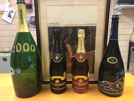 What makes a good Champagne?