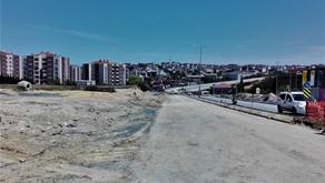 Arnavutköy - Taşoluk Kavşağı Altgeçit ve Bağlantı Yolları İnşaatı