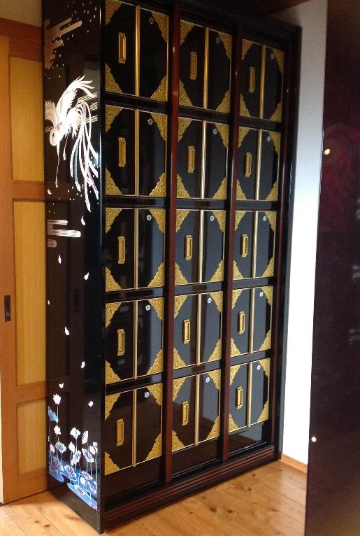 アルミ製納骨壇