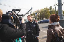 Съемки клипа Антона Зацепина