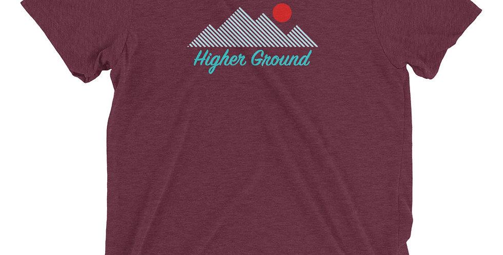 Higher Ground Short sleeve t-shirt