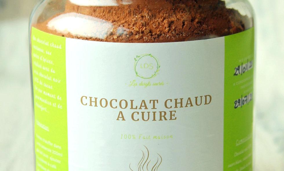 Chocolat chaud à cuire 420gr