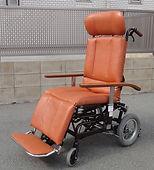 ティルト&リクライニング車いす 介護タクシーコニーサポートキャブ
