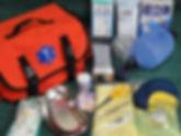救急対応資器材