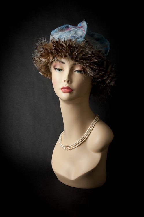 Silk and Wool Hat