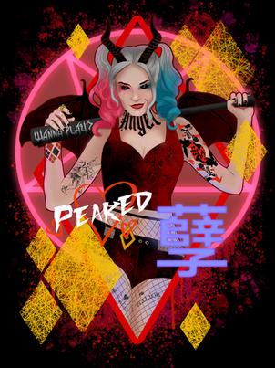Demon Harley for Peaked