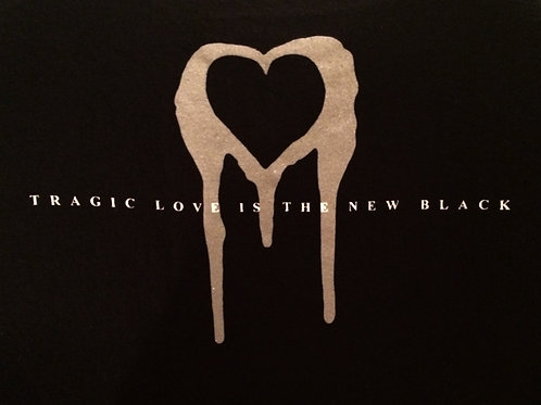 Tragic Love Is The New Black - Bleeding Heart Grey