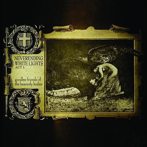 ACT I: Goodbye Friends Of The Heavenly Bodies (CD)