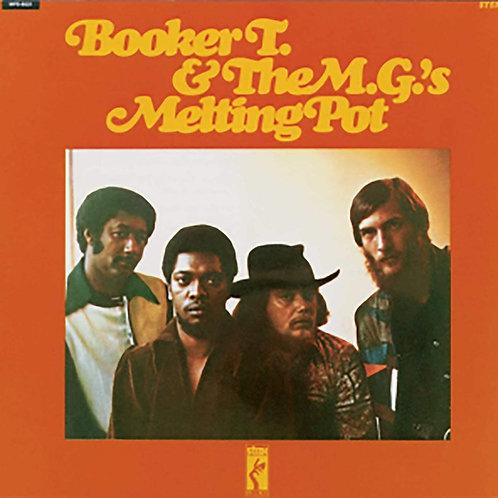 Booker T. & The M.G.s - Melting Pot LP