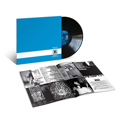 Queens Of The Stone Age - Rated R LP Released 22/11/19