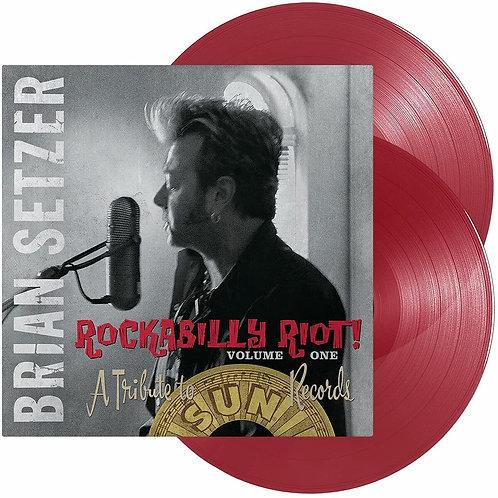 Brian Setzer - Rockabilly Riot! Volume One - A Tribute To Sun Records LP