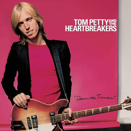 Tom Petty And The Heartbreakers - Damn The Torpedoes LP