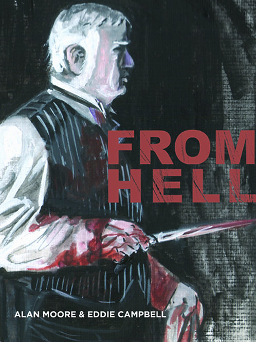 From Hell [TPB UK Art Cover]