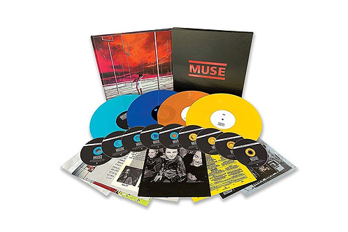 Muse - Origin Of Muse Box Set Released 06/12/19