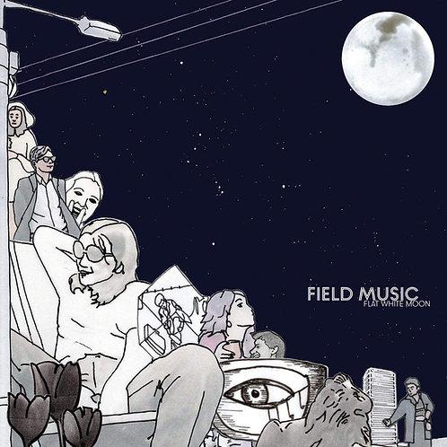Field Music - Flat White Moon - Clear Vinyl LP Released 23/04/21