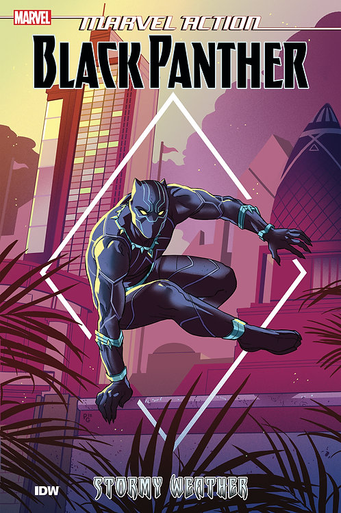 Marvel Action: Black Panther - Book 01 [TPB]