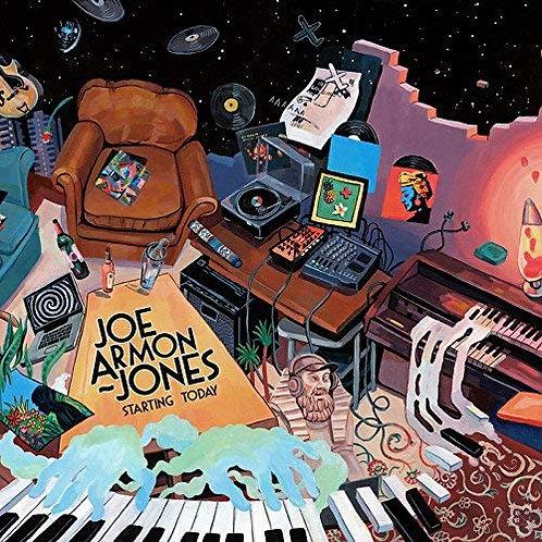 Joe Armon-Jones - Starting Today LP Released 17/01/20