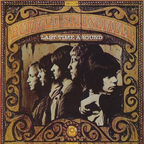 Buffalo Springfield - Last Time Around LP