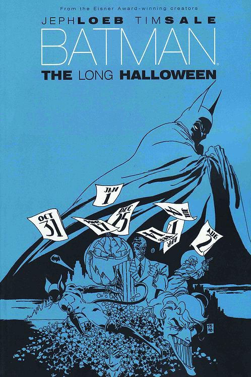 Batman The Long Halloween [TPB]