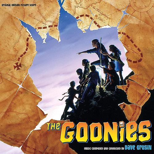 Dave Grusin - The Goonies Original Motion Picture Score LP Released 25/10/19