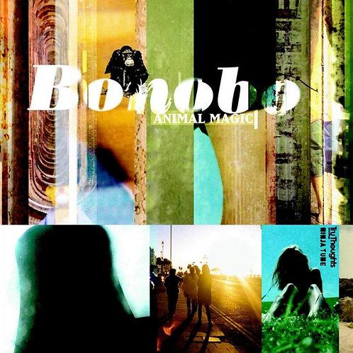 Bonobo - Animal Magic LP Released 23/08/19