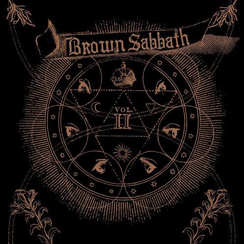 Brownout - Brown Sabbath Volume II LP Released 16/08/19