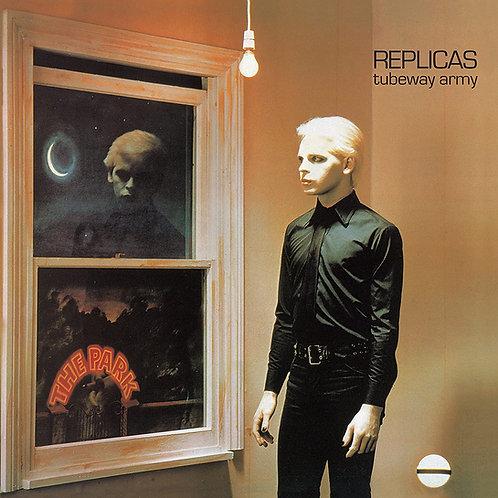 Tubeway Army - Replicas LP