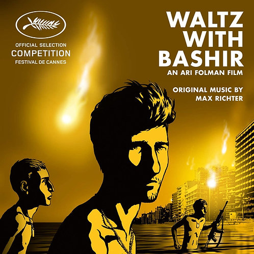 Max Richter - Waltz With Bashir Soundtrack LP Released 14/08/20