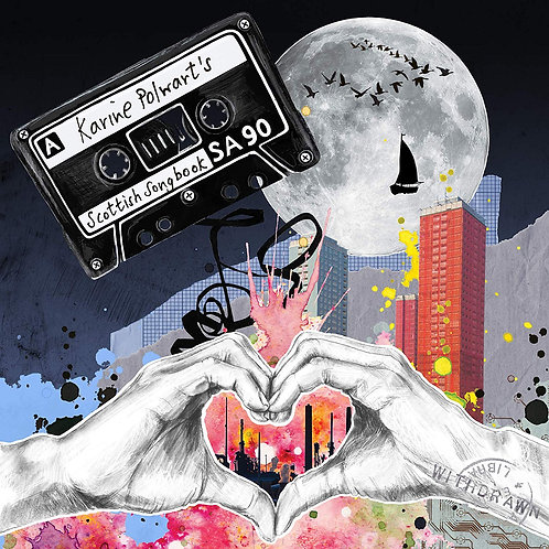 Karine Polwart - Karine Polwart's Scottish Songbook LP Released 02/08/19