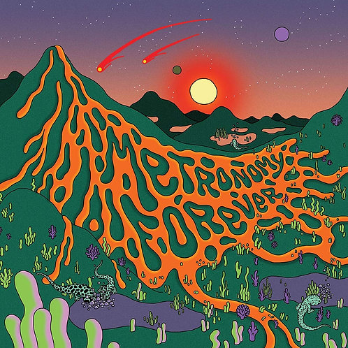 Metronomy - Metronomy Forever LP Released 13/09/19