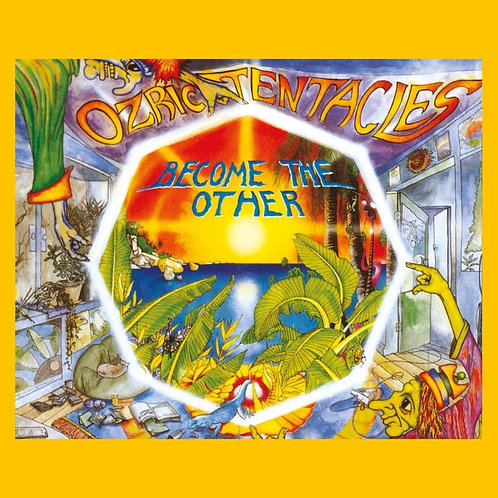 Ozric Tentacles - Become The Other LP Released 14/08/20
