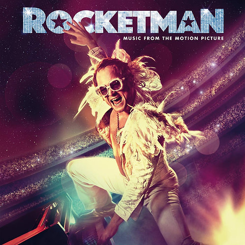Taron Egerton And Cast - Rocketman Original Soundtrack LP Released 23/08/19