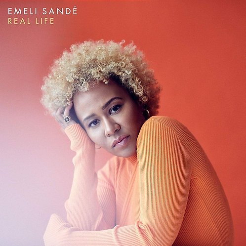 Emeli Sandé - Real Life LP Released 13/09/19