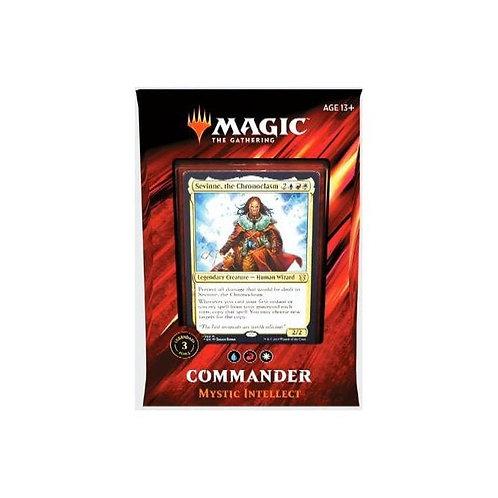 Mystic Intellect Commander 2019