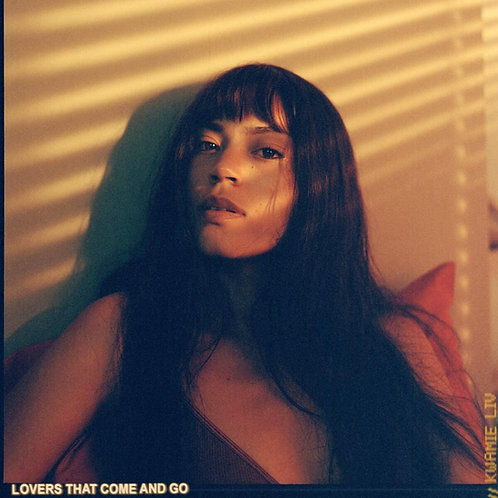 Kwamie Liv - Lovers That Come And Go LP Released 26/03/21