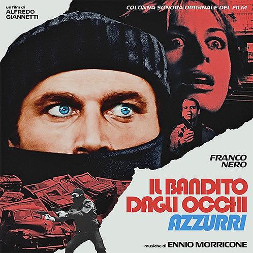 Ennio Morricone - The Blue Eyed Bandit - Original Soundtrack  - Blue VinylLP