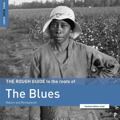 Various - The Rough Guide To The Roots Of The Blues CD Released 28/02/20