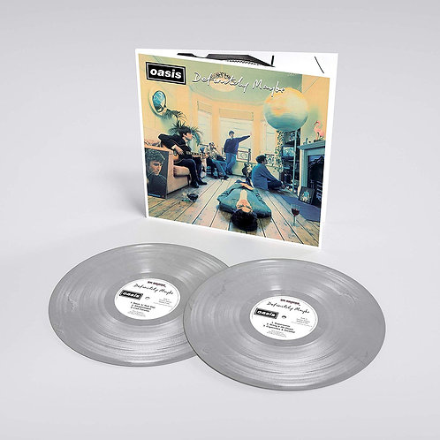 Oasis - Definitely Maybe 25th Anniversary Edition LP Released 29/08/19