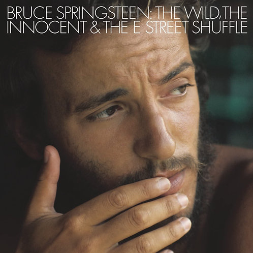 Bruce Springsteen - The Wild, The Innocent & The E Street Shuffle LP