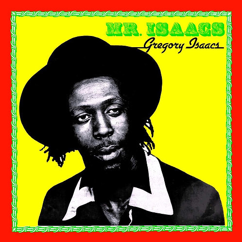 Gregory Isaacs - Mr. Isaacs Released 12/07/19