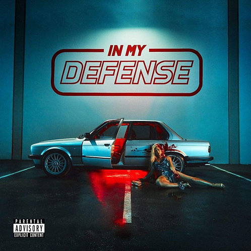 Iggy Azalea - In My Defense CD Released 30/08/19