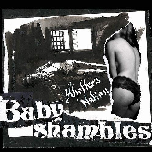 Babyshambles - Shotter's Nation LP Released 18/10/19